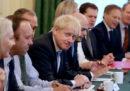 Il nuovo governo di Boris Johnson