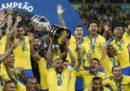 Il Brasile ha vinto la Copa America