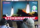 La Corea del Nord ha lanciato due missili a corto raggio, dice la Corea del Sud