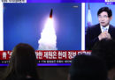 La Corea del Nord ha lanciato due nuovi missili a corto raggio verso il mar del Giappone