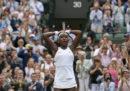 Venus Williams è stata eliminata al primo turno di Wimbledon dalla 15enne Cori Gauff