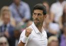 Djokovic ha vinto Wimbledon