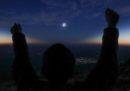 Le foto dell'eclissi totale in Sudamerica