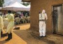 C'è stato per la prima volta un caso di ebola a Goma, grande città del Congo