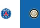 Paris Saint Germain-Inter in TV e in streaming