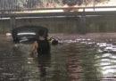 Le foto dei danni del brutto tempo tra Marche e Abruzzo