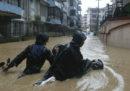 In Nepal trenta persone sono morte a causa delle piogge monsoniche