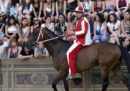 La Contrada della Giraffa ha vinto il Palio di Siena