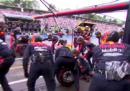 Il pit stop più veloce di sempre in Formula 1