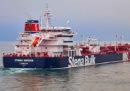 L'Iran ha sequestrato una petroliera britannica