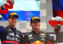 Max Verstappen ha vinto il Gran Premio di Germania di Formula 1