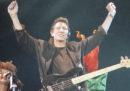"""Il concerto """"The Wall"""" a Berlino nel 1990"""