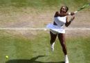 La finale di tennis femminile al torneo di Wimbledon sarà tra Serena Williams e Simona Halep