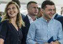 In Ucraina ha vinto il partito dell'ex comico e presidente Volodymyr Zelensky