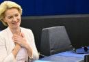 L'Italia non ha indicato un commissario europeo