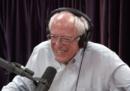 Bernie Sanders dice che dirà se esistono gli alieni, se sarà eletto presidente