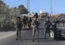 In Cisgiordania è in corso una grossa operazione di polizia dopo la morte di un soldato israeliano