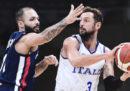 Mondiali di basket, Italia-Filippine in TV e in streaming