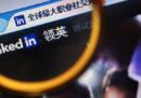 La Cina usa LinkedIn per reclutare le spie