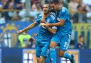 La Juventus ha battuto 1-0 il Parma nella prima partita di Serie A