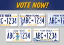 La nuova targa di New York sarà scelta online dai suoi abitanti