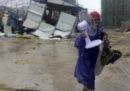 Il tifone Lekima ha colpito la costa a sud di Shanghai, ci sono 13 morti e 16 dispersi