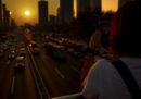 Pechino è un po' meno inquinata