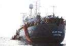 Il governo italiano ha emesso un divieto di ingresso nelle acque italiane per la nave Alan Kurdi, con a bordo 13 migranti di cui 8 bambini
