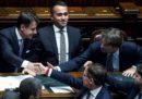 La Camera ha votato la fiducia al governo Conte