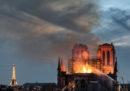L'incendio di Notre-Dame ha sparso tonnellate di piombo su Parigi