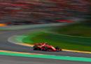 L'ordine di arrivo del Gran Premio del Belgio di Formula 1