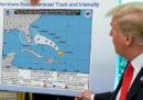 Trump avrebbe chiesto di mentire all'agenzia federale che sovrintende il meteo