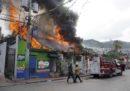 Migliaia di persone hanno protestato ad Haiti contro il presidente del paese