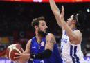 Italia-Angola dei Mondiali di basket in TV e in streaming