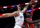 L'Italia ha battuto 92-61 l'Angola nella seconda partita ai Mondiali di basket