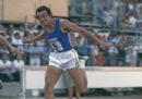 Il record del mondo di Pietro Mennea, 40 anni fa
