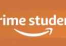 Da oggi Amazon Prime costa meno per gli studenti universitari