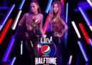 Shakira e Jennifer Lopez canteranno insieme nello show dell'intervallo del Super Bowl del 2020