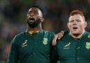 Il primo capitano nero del Sudafrica di rugby