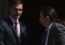 Il re spagnolo Felipe VI ha iniziato nuove consultazioni per la formazione di un governo