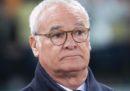 Claudio Ranieri è il nuovo allenatore della Sampdoria