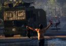 Undici morti nelle proteste in Cile