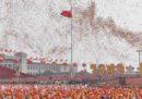 Le foto della più grande parata militare mai organizzata in Cina