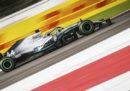 Lewis Hamilton ha vinto il Gran Premio del Messico di Formula 1