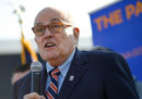 Rudy Giuliani, l'avvocato di Donald Trump, è risultato positivo al coronavirus