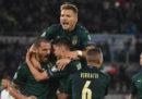 L'Italia si è qualificata agli Europei di calcio