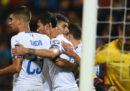 L'Italia ha battuto 5-0 il Liechtenstein nelle Qualificazioni agli Europei del 2020
