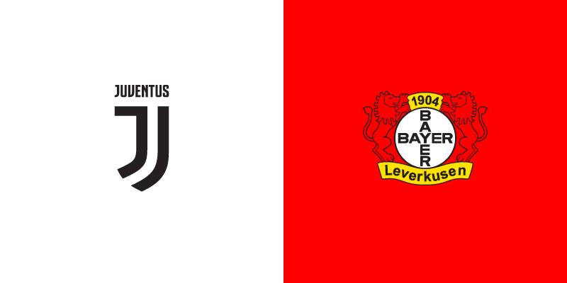Juventus-Bayer Leverkusen