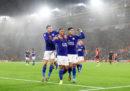 Il Leicester City ha vinto 9-0 una partita di Premier League inglese