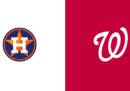 L'ultima partita delle World Series tra Houston e Washington in diretta streaming